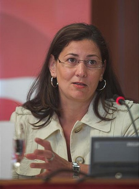 Tátrai Bernadett, az Unicredit vezérigazgató-helyettese