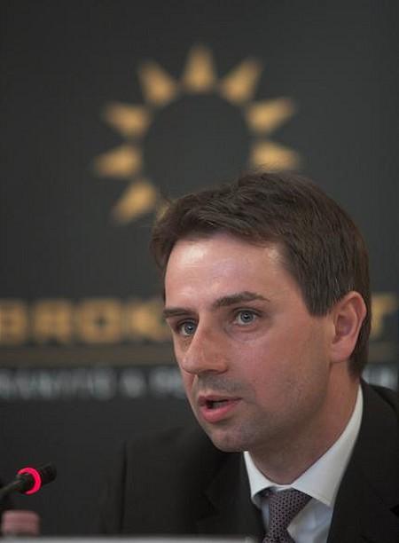 Nagy Csaba, az OTP Jelzálogbank vezérigazgató-helyettese