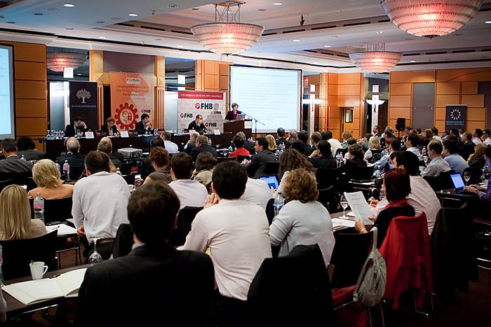 Negyedik alkalommal került megrendezésre a Portfolio.hu Jelzáloghitelezés és lakásfinanszírozás Magyarországon című konferenciája.