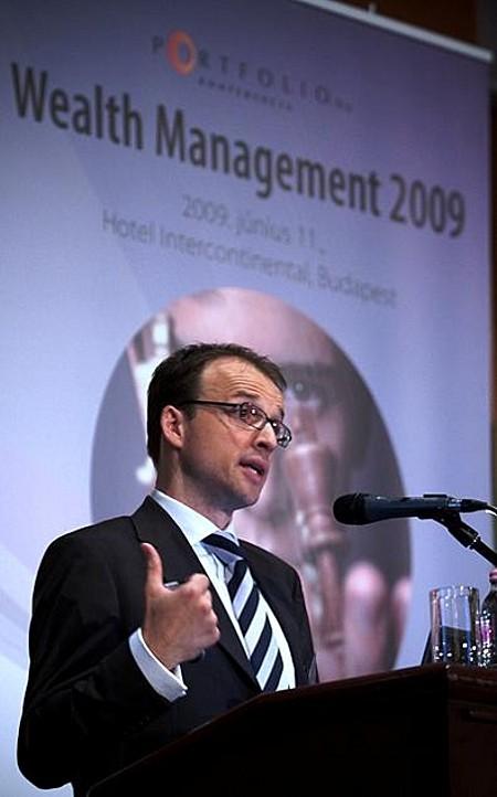 Dr. Markus Thomas, Regional Director (D, CH, A, Lux, CEE), STOXX Ltd.