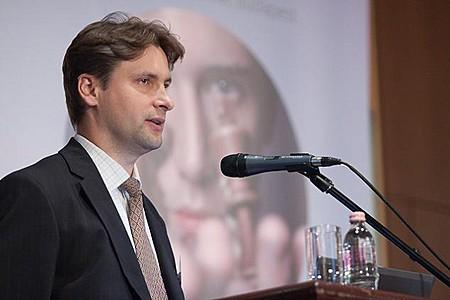 Temmel András, a BAMOSZ főtitkára a szabályozási környezetről tartott előadást.