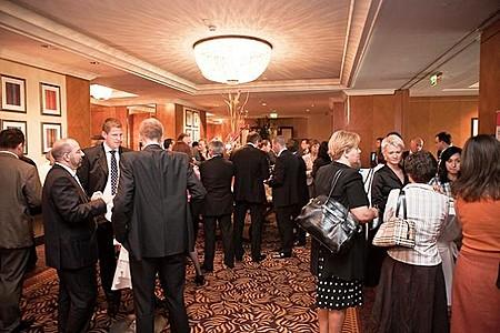 Kitűnő alkalom nyílt a magas szintű networking-re és új szakmai kapcsolatok kialakítására.