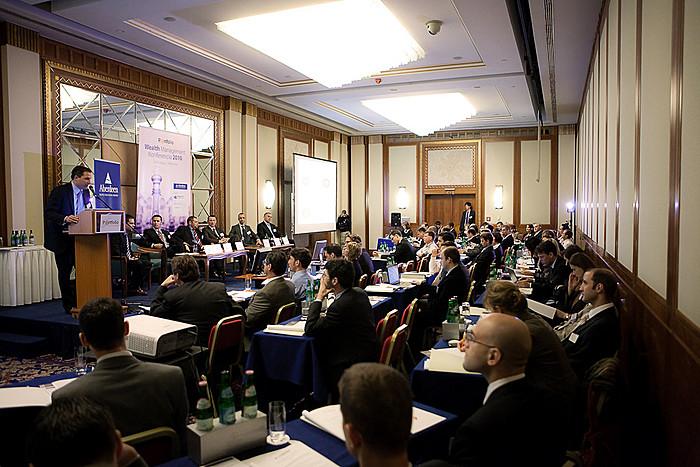 Az idei Portfolio.hu Wealth Management konferencián a vagyonkezelés, a kockázatkezelés, a termékfejlesztés és a Private Banking voltak a fókusztémák.