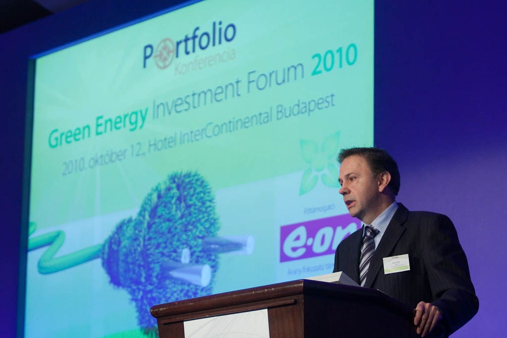 Péter Kiss (Partner, KPMG's Global Head of Power & Utilities and Head of Sector, Energy, KPMG in Central and Eastern Europe, KPMG)