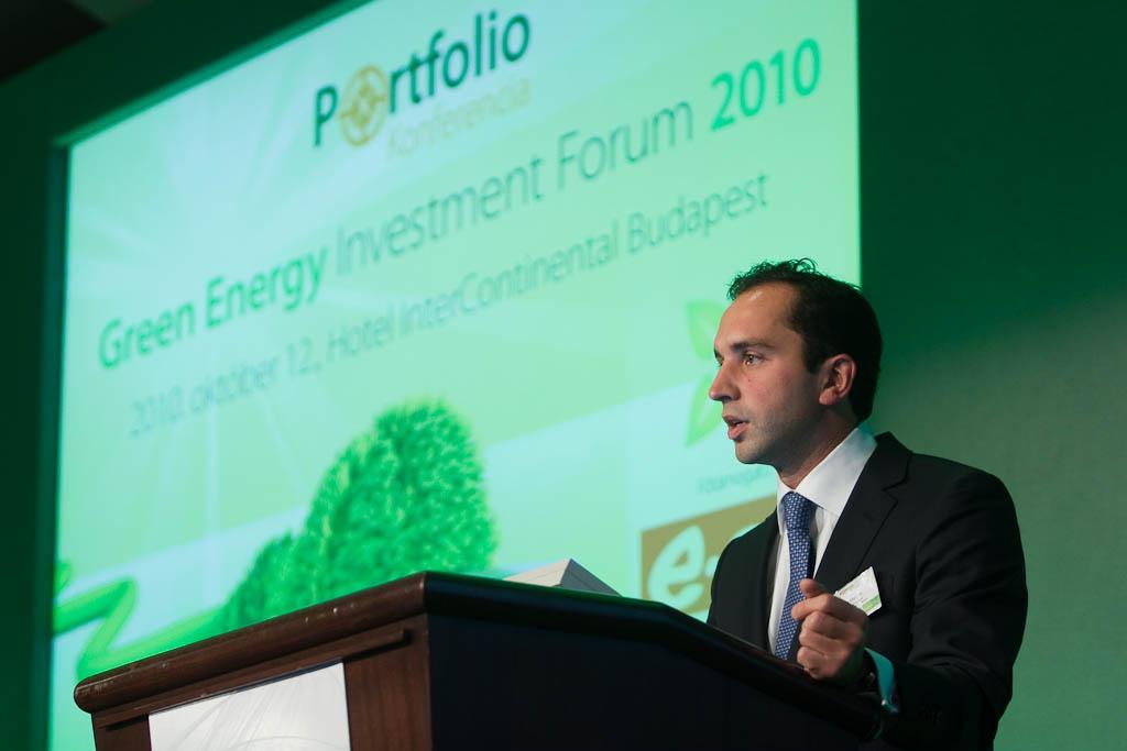 Nicolas Mazzoli (Assistant Director of New Energy Technologies Group, RBS)