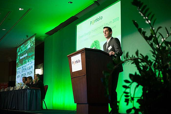 A bioerőművek jövőjéről beszélt Tóth Balázs, az ELMIB Zrt. Igazgatóságának elnöke.