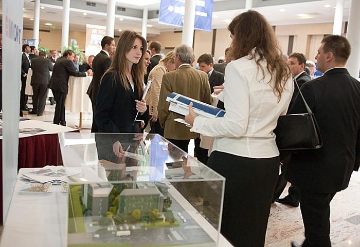 Portfolio.hu Property Investment Forum networking