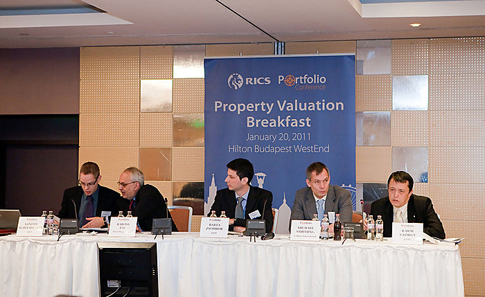 Property Valuation Breakfast - January 20, 2011