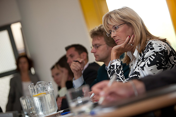 A rendezvényen KKV döntéshozók, cégtulajdonosok, vállalkozók és tanácsadók vettek részt.