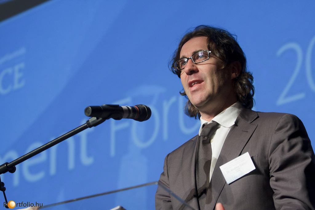 Dr. Andrea Sartori, Partner, KPMG