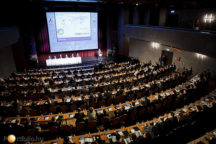 Idén is megrendezésre került a legnagyobb hazai ingatlanpiaci konferencia, a VII. Portfolio.hu Property Investment Forum.