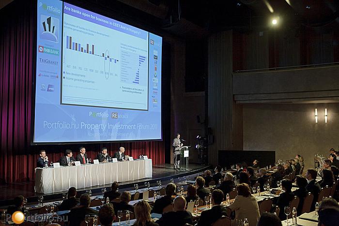 Finanszírozási, befektetési klíma a KKE-régióban címet viselte az első panelbeszélgetés.