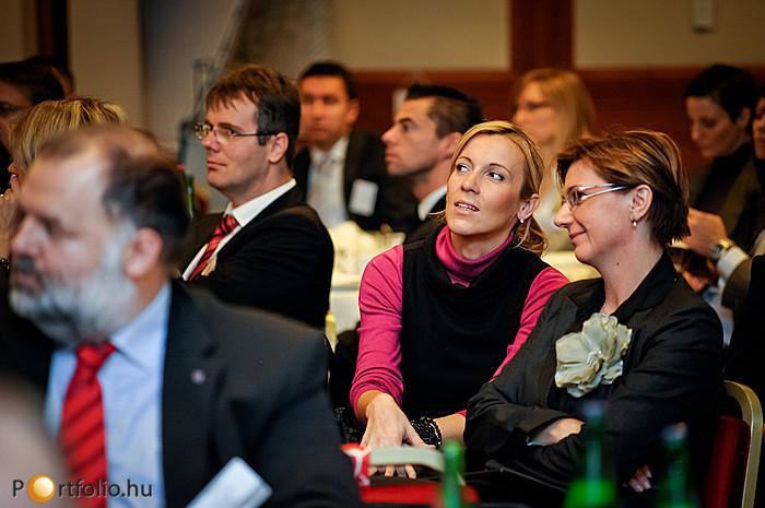 Bankok, alapkezelők, biztosítók és pénztárak vettek részt az eseményen.