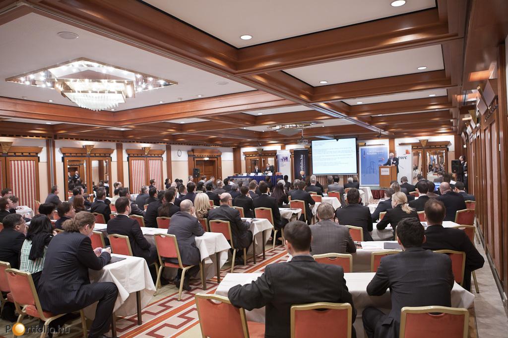 Tavaly után idén is több mint 140 fő vett részt a Property Valuation című rendezvényen.