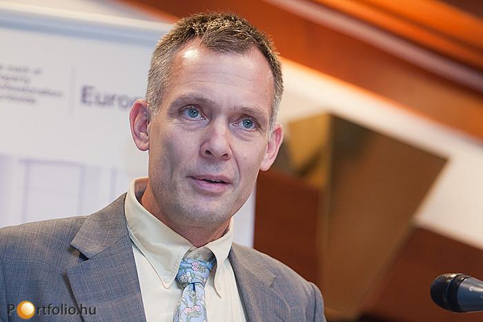 Michael Smithing az RICS Magyarország újonnan megválasztott elnöke.