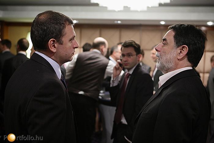 Fellegi Tamás (korábbi nemzetközi tárgyalásokért felelős tárca nélküli miniszter) véleményére többen is kíváncsiak voltak.