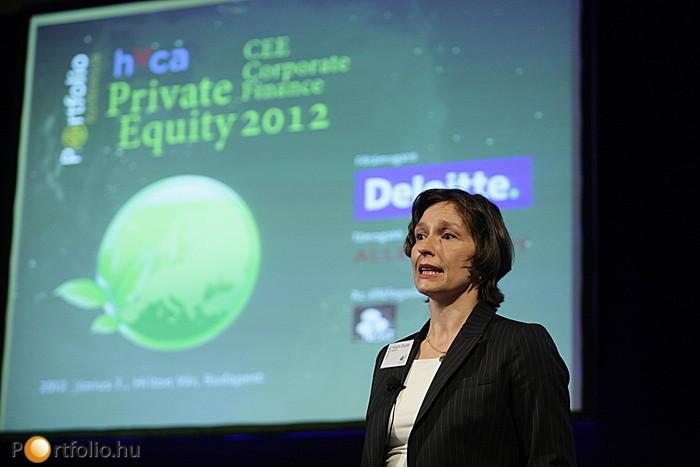 Kigyós Zsuzsa (igazgató, Pénzügyi tanácsadás, Deloitte)
