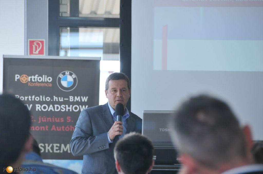 Legális adóoptimalizációs módszerek a gyakorlatban címmel tartott előadást Gerendy Zoltán (vezető adótanácsadó, BDO Magyarország)