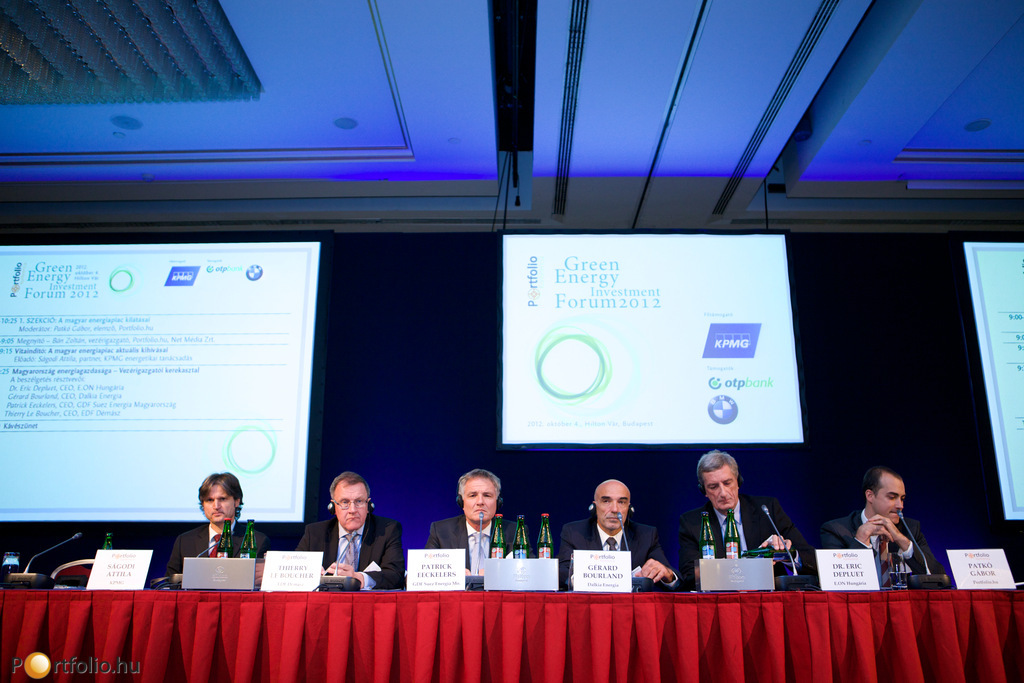 A vezérigazgatók meglátása szerint a válság egyértelműen negatívan befolyásolta a magyarországi energetikai társaságok működését.