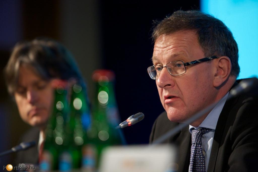 Thierry Le Boucher (CEO, EDF Démász) a magyar energiapiac aktuális kihívásairól beszélt.