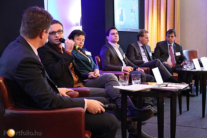 Javuló trendek a hotelpiacon - Most kell beszállni? Hotel szekció a Portfolio.hu Property Investment Forum 2012-n.