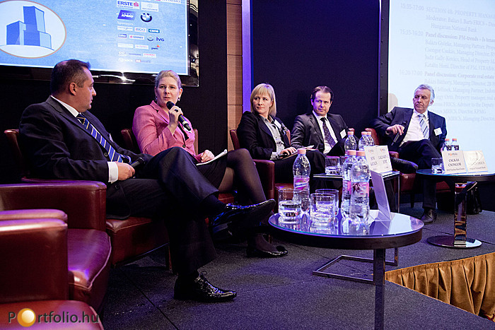 Portfolio.hu Property Investment Forum 2012 - PM-trendek: a bérlőkért mindent?