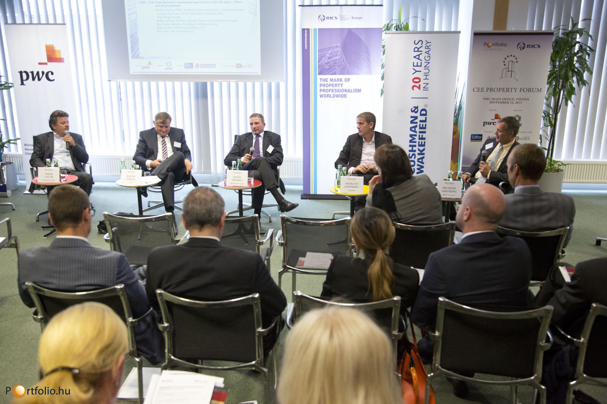 Development opportunities in the CEE region - Where and what to develop?