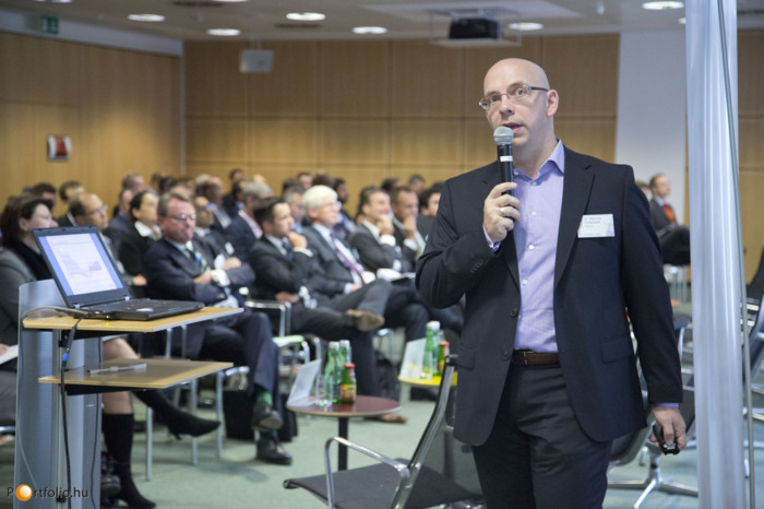 Dr. Marcus Cieleback from Patrizia AG spoke about Investment market trends in Europe and CEE.