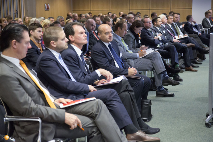 150 guests attended at conference CEE Property Forum 2013 in Vienna.