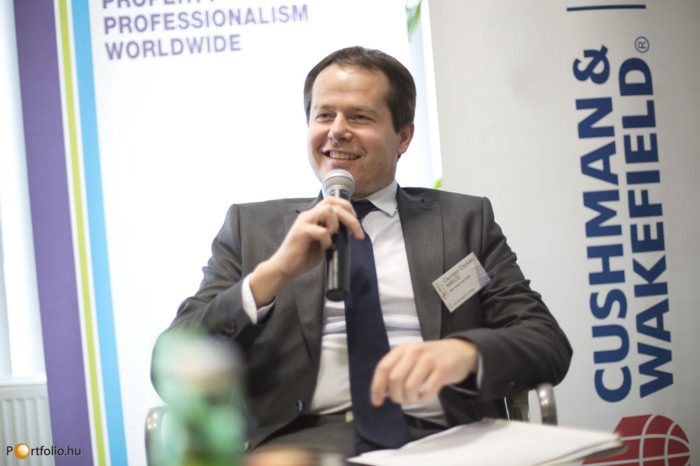 Csongor Csukás MRICS, Managing Director of BNP Paribas Real Estate spoke about opportunities of the South-East European region.