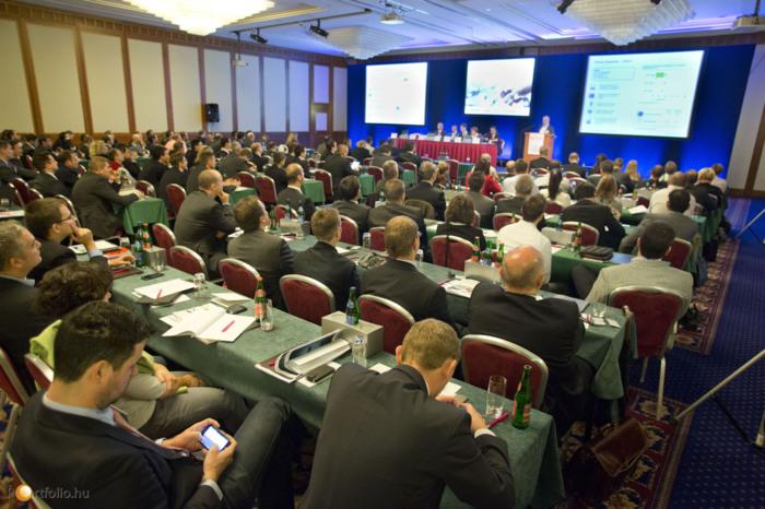 2013. szeptember 19-én került megrendezésre a Portfolio.hu Pénzügyi IT 2013 Konferencia Budapesten. (Fotó: Todoroff Lázár)