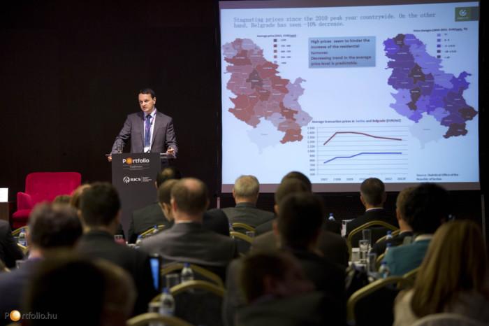 Housing market trends in SEE - Ákos Fischl MRICS (Head of Department, OTP Bank).