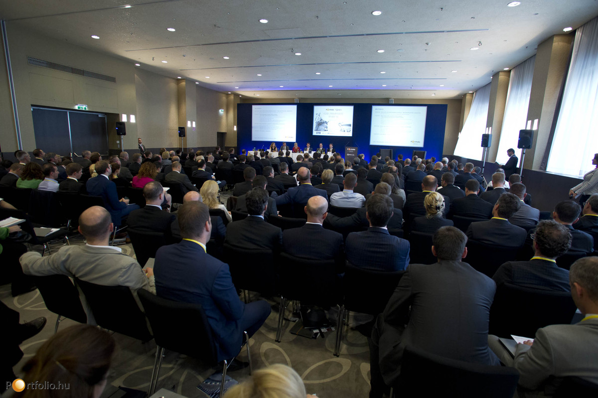 CEE Property Forum 2014: Presentations, panel discussions, networking opportunities.