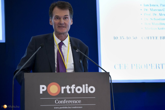 Opening remarks by Peter Höflechner MRICS (Chairman, RICS Austria).