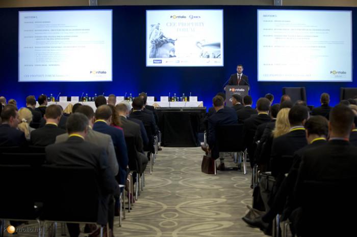 Opening remarks by Csanád Csűrös (Business Development Director, Portfolio Conferences).