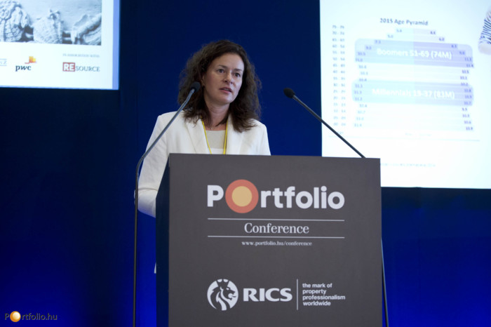 The future of office markets globally - The impacts of the Y-generation: Jana Vlkova MRICS (Director, Office Agency, Czech Republic, Colliers International).