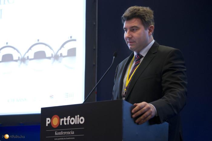 Bertalan Sándor (ügyvezető igazgató, MFB Magyar Fejlesztési Bank Zrt.) az MFB új kormányzati ciklusban betöltött szerepéről beszélt.