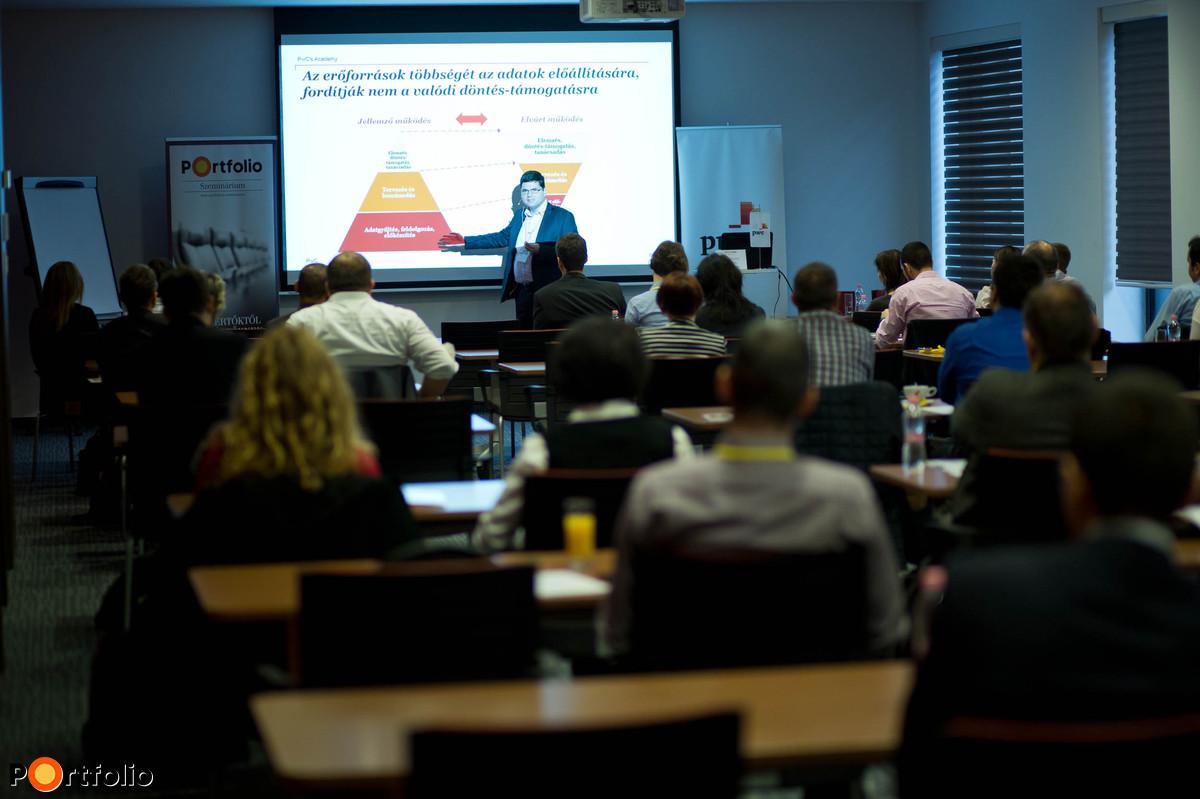 Régi kihívások – új eszközök a vezető információ területén