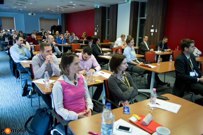 60 résztvevő a Portfolio és a PwC\'s Academy közös, két napos szemináriumán