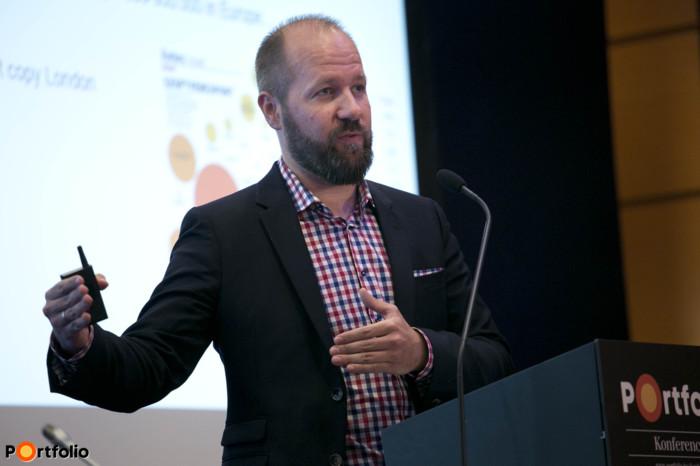 Dr. Vinnai Balázs (General Manager, Misys Digital Channels): Jó, de hogyan lehetne még sokkal jobb?