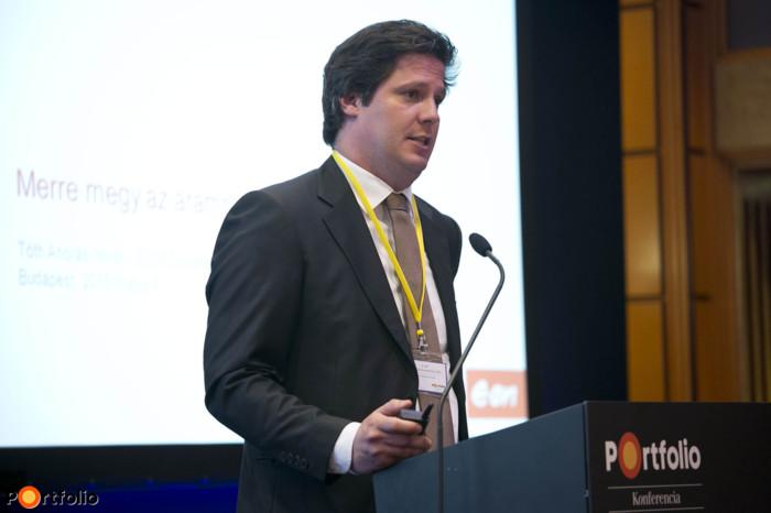 András István Tóth, Head of Power Procurement, E.ON Energiakereskedelmi Kft.