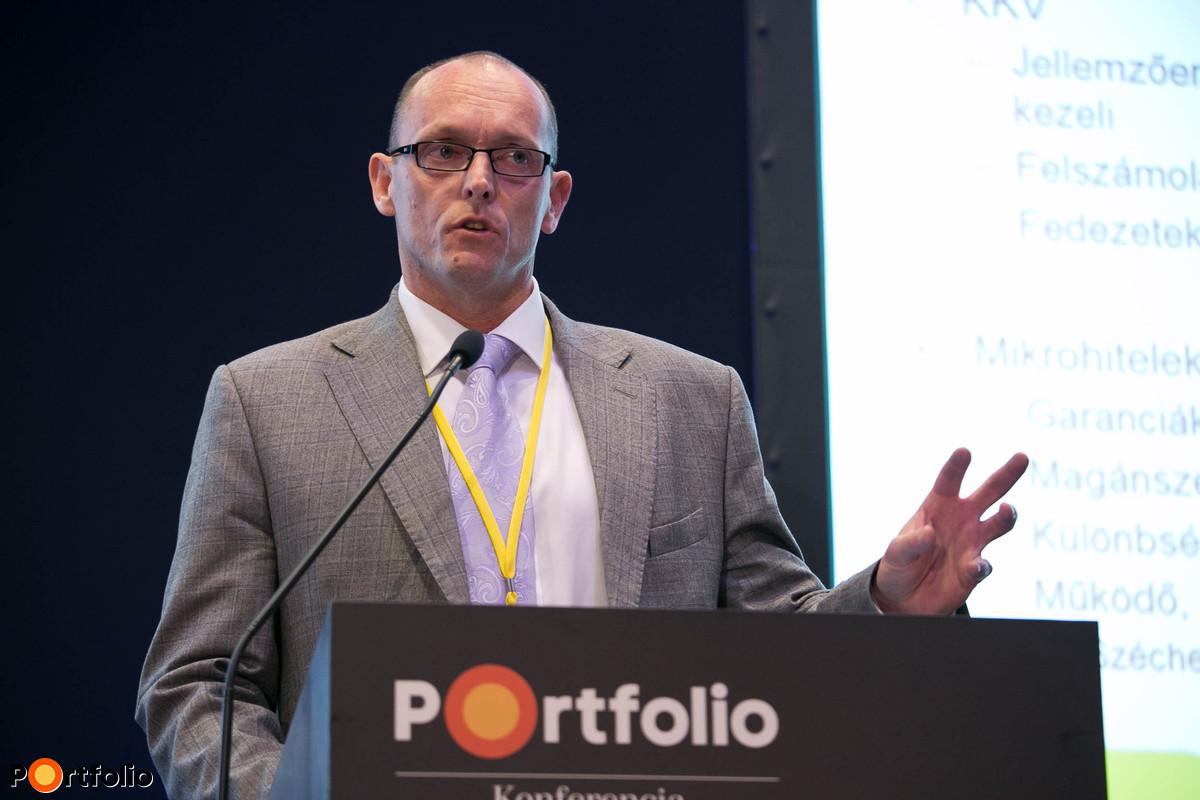 Péter Felfalusi, CEO, Chairman, Intrum Justitia Zrt., MAKISZ
