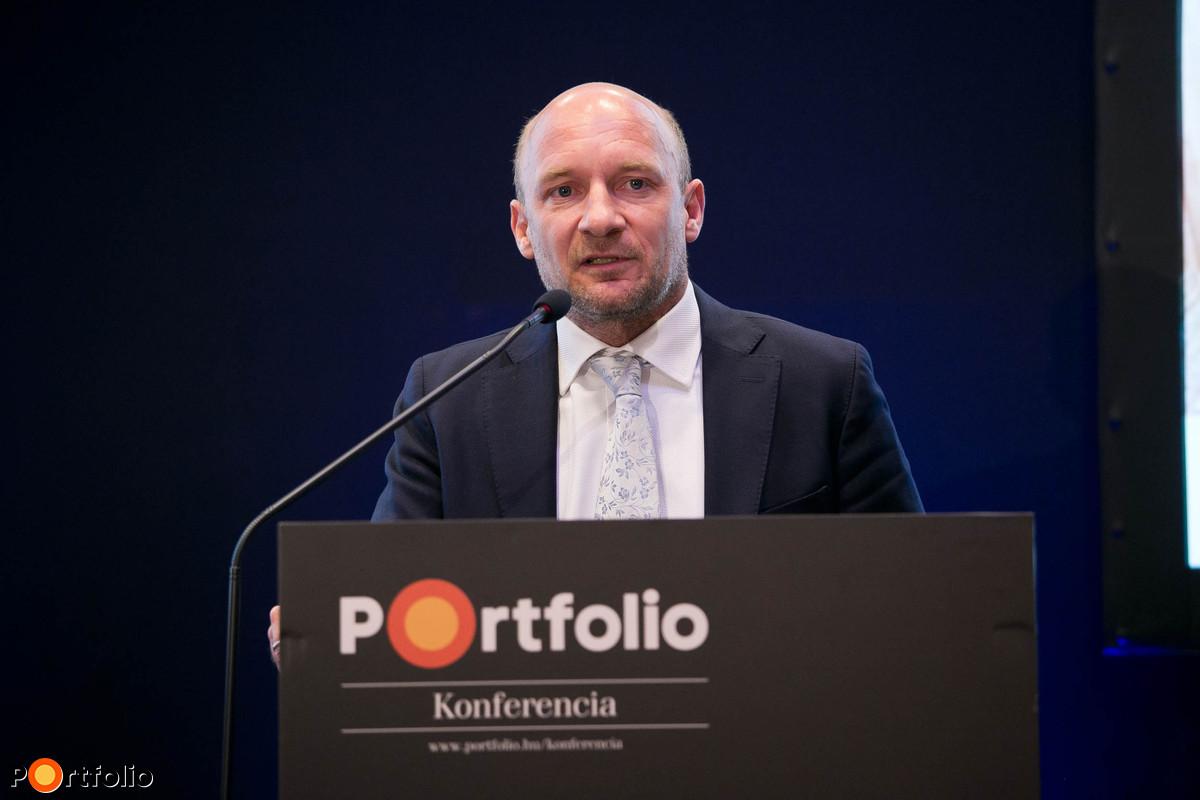 Tamás Bernáth, Chairman-CEO, BNP Paribas Cardif Biztosító