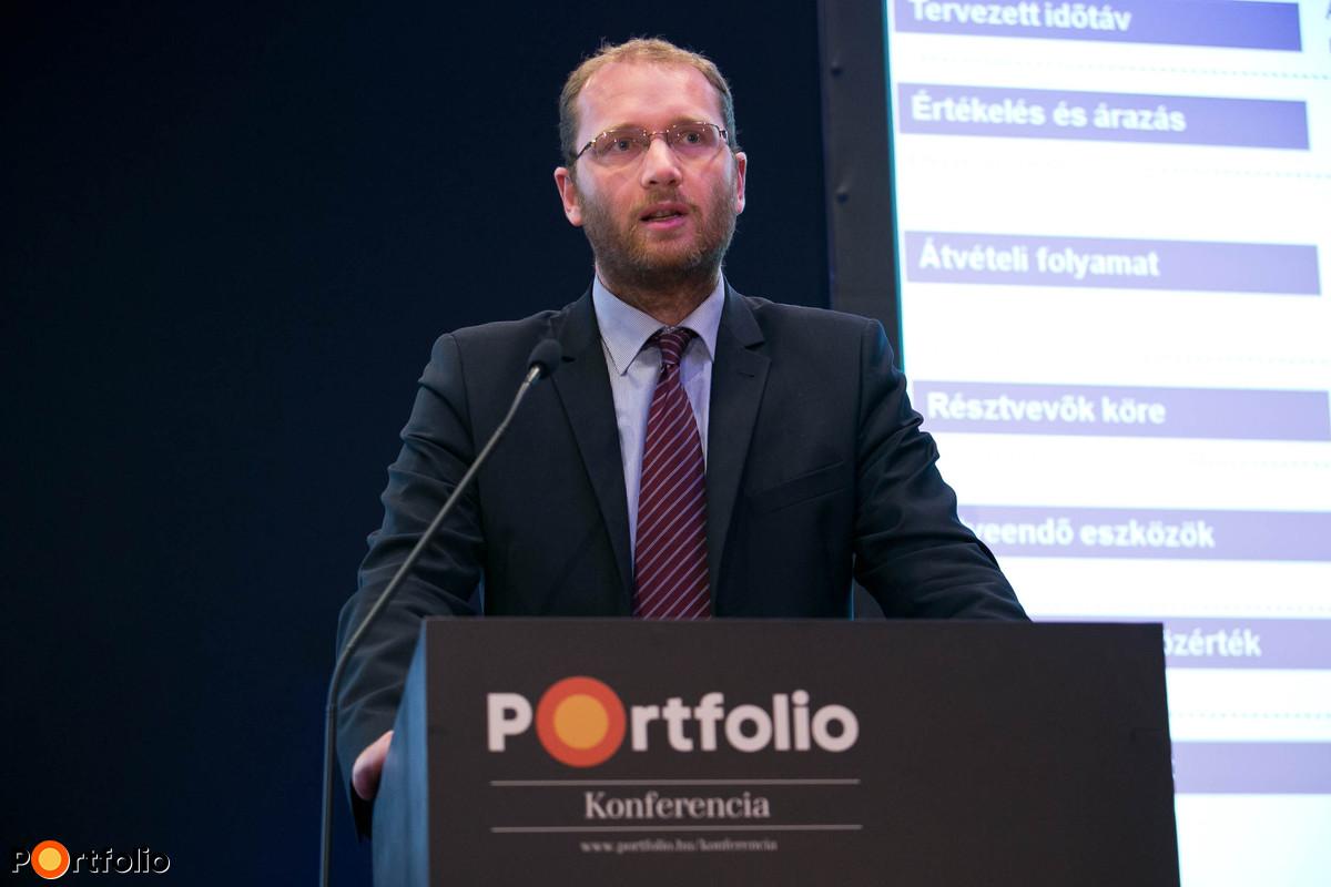 dr. Csaba Kandrács, CEO, MARK Zrt.