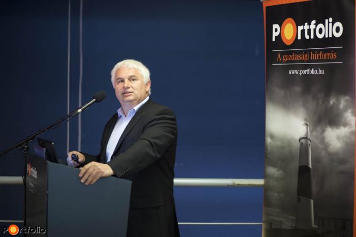 Molnár Zsolt (FHB Ingatlan): Minden, amit az energiatanúsítványról tudni kell/érdemes (Fotó: Todoroff Lázár)