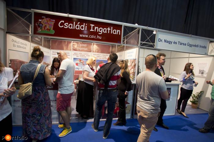 LAKÁS 2015 kiállítás és vásár (Fotó: Todoroff Lázár)
