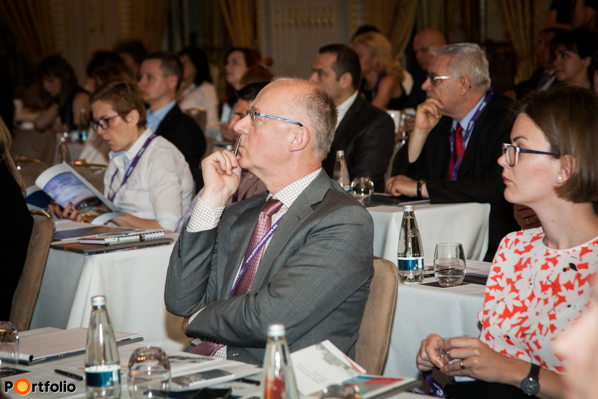 More than 130 guests participated at our event SEE Property Forum, Bucharest 2015.