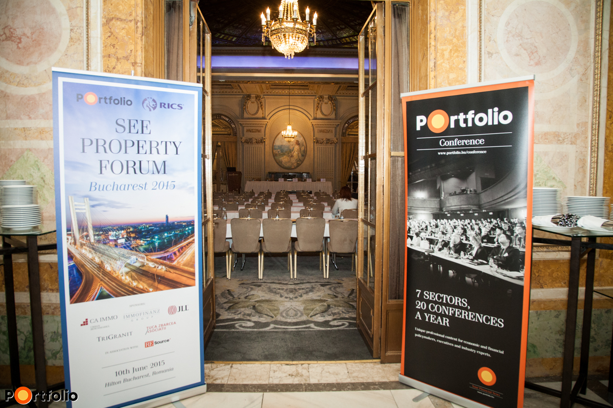 SEE Property Forum, Bucharest 2015