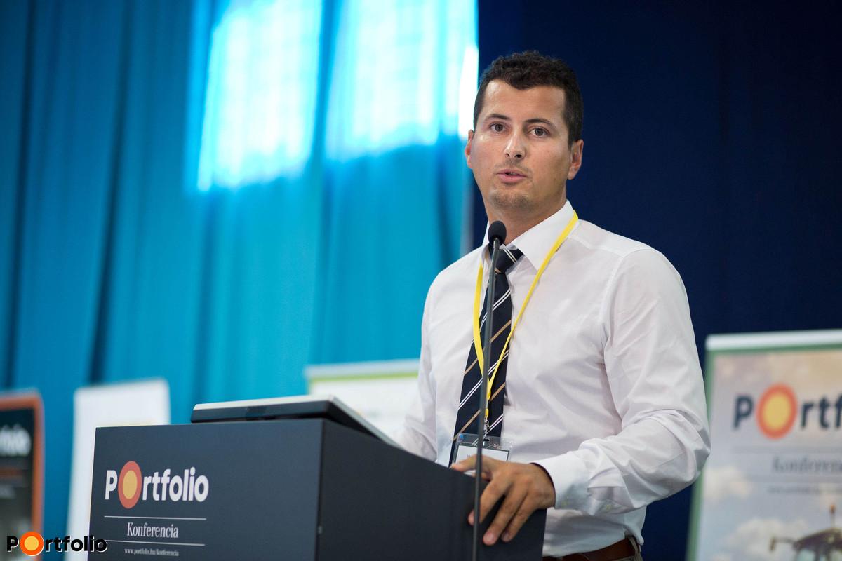 Kis Miklós Zsolt (agrár-vidékfejlesztésért felelős államtitkár, Miniszterelnökség) \'Vidékfejlesztési program 2014-2020\' címmel tartott előadást.