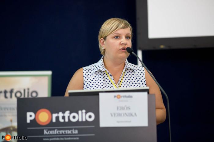 Innováció a hazai élelmiszergazdaságban: Erős Veronika (vezérigazgató, Agrotechfood).
